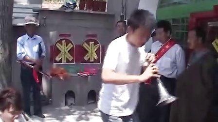 陕西省清涧县乐堂堡乡坡家沟村2010年4月庙会-陕北风情i