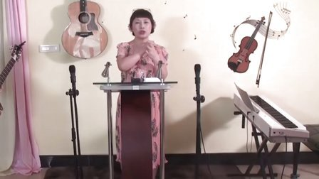 蓝老师声乐教程 第10课_歌唱的基础训练8_如何唱好高音