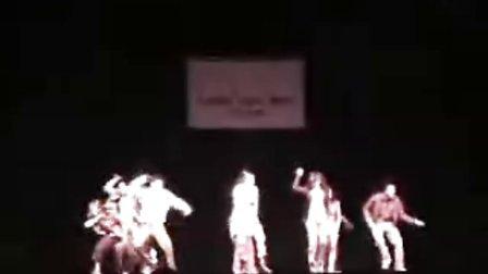 最爱街舞组合KABA MODERN 2005