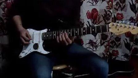 电吉他【七里香】