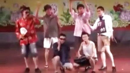2008山木培训元旦晚会-服装表演