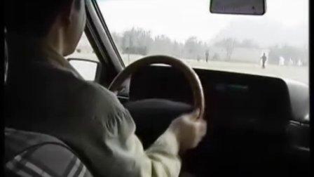 汽车驾驶下 14-三、4、通过折线路