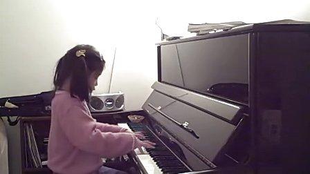 笑笑弹贝多芬c小调钢琴曲 悲_tan8.com