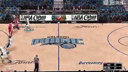 NBA2K13自制人物——总冠军(下)