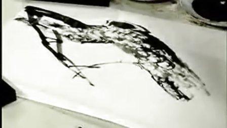 22松树的画法