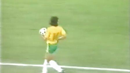 1988年奥运会足球决赛 巴西vs苏联 下半场
