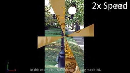 清华和以色列科学家合作开发的3D建模软件3-Sweep  只需一张照片