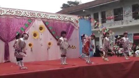 2012年襄城区欧庙镇中心幼儿园庆六一汇演