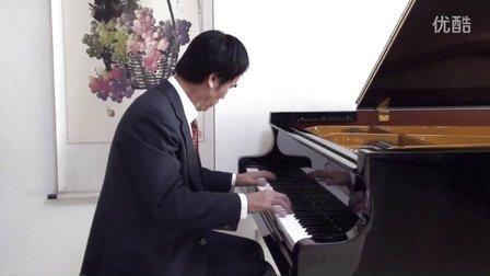 钢琴曲《我的祖国》My Motherland