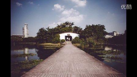 2013-09-10-Engagement-广州流花湖公园-情侣照-