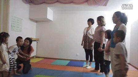 《跟妈妈玩童谣》集体游戏4021-挑王魁