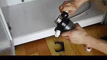 前置过滤器安装步骤
