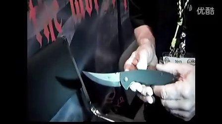 NUTNFANCY SHOT 2012 艾默生刀具展台 质量和战斗的哲学 标清