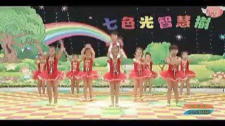 0001.酷六网-儿童舞蹈 《健康歌》幼儿舞蹈教学视频[流畅版] 标清