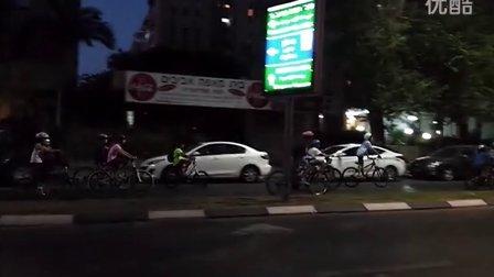 20130913以色列特拉维夫赎罪日(yom kippur)景3