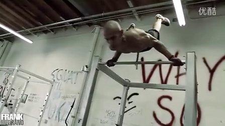 强悍牛人运动!完美肌肉展现!【谷姐特搞队】