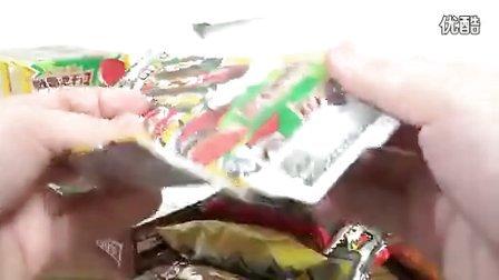 【梦哥转载】兽电战队食品 玩具