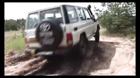 霸道来了 Toyota Land Cruiser 70 Series - Revolution Evidence