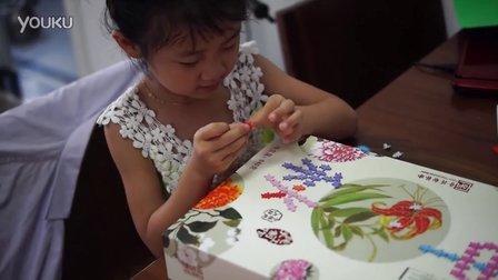 幼儿园手工--装饰月饼盒