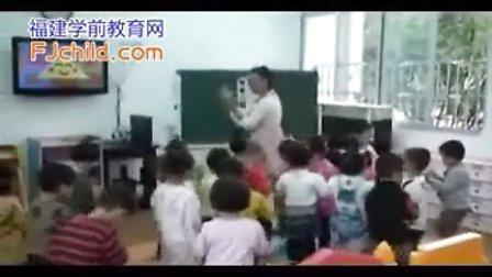 三明市三元区第二实验幼儿园小班科学活动《有趣的图形》