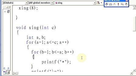 全国计算机等级考试二级C语言第七章函数7.1