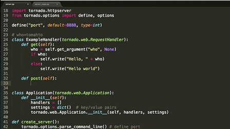 用Python玩转大数据:建立简单的Web服务器