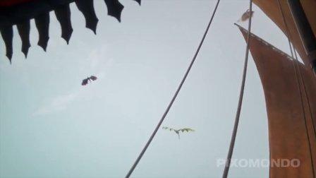 解密视频:权力的游戏 Game Of Thrones:龙从何来