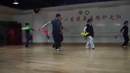 桃花红杏花白_舞蹈教学