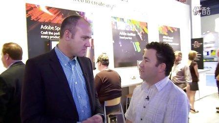 AMD & Adobe @ NAB 2013 - Bill Roberts