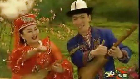 民族歌舞-[中国少数民族歌舞选-柯尔克孜族舞蹈]