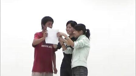 矿大学生在线七周年站庆创意广告