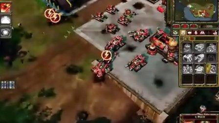 《红色警戒3:起义时刻》苏联战役 第四关 02
