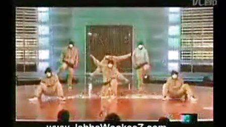 全美最佳舞团 JabbaWockeeZ 比赛舞蹈全集上