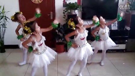上东廓启蒙幼儿舞蹈:春晓