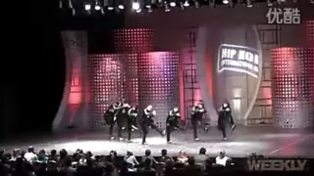 [推荐]世界HIP HOP舞蹈大赛冠军 菲律宾明星舞团