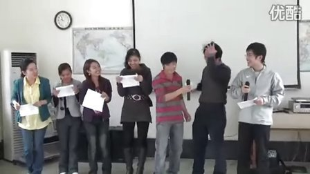 卓悦英文书院精彩表演课分享2009327