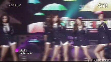 [CK电影网]少女时代说出你的愿望090710.KBS2.MusicBanklive