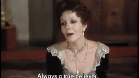 普契尼歌剧'托斯卡'选段,女高音卡巴娃斯卡演唱的咏叹调'艺术与爱情'