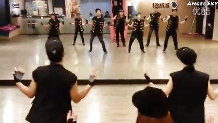 韩舞-Teen Top - ROCKING Dance Cover By ZN D_Academy