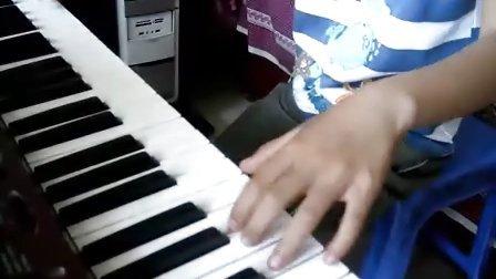 电子琴曲《蓝猫淘气三千问》