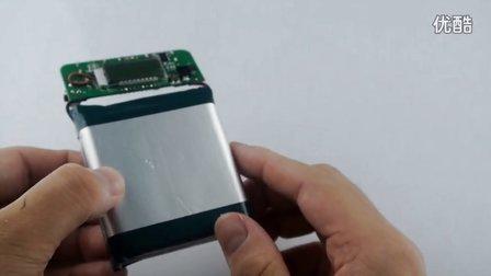 酷比魔方 8重安全保护 10000毫安 数显 双输出自适应E10B移动电源