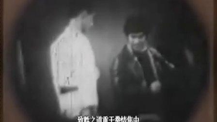李小龙在香港电视节目上介绍截拳道