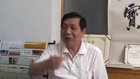 浙江省收藏协会秘书长贺善达访谈(华夏收藏网)