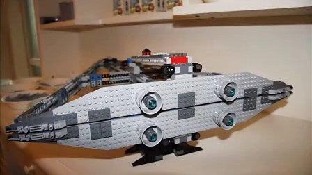 乐高星战系列:10030 UCS版帝国歼星舰
