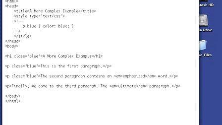 Lynda.com Learning CSS2 10-ID_selectors