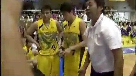 第十一届CUBA中国大学生篮球联赛男子八强赛 华侨大学-太原理工 下半场