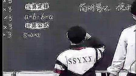 10张宁《用字母表示数》五年级全国第七届小学数学教改优质课大赛暨观摩