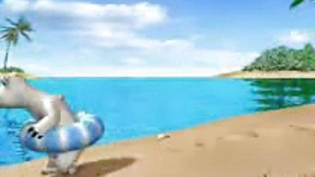 超级搞笑动画 倒霉熊 视频短片