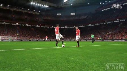 实况足球PES 2014 PC演示1