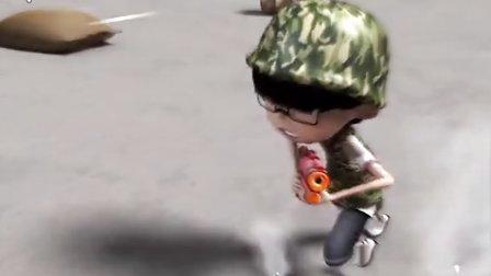 重庆少儿宣传片之枪战篇